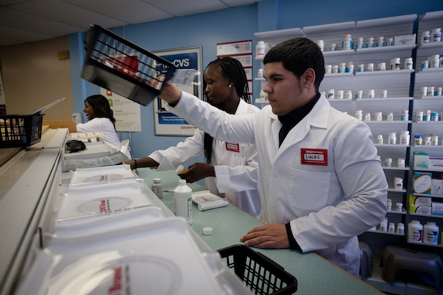 click here for flyer - Cvs Pharmacy Technician Job